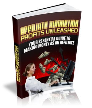 Thumbnail Affiliate Marketing Profits Unleashed, Internet Marketing & Online Profits