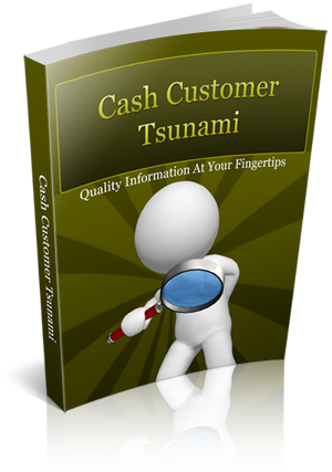 Thumbnail Cash Customer Tsunami, Internet Marketing & Online Profits
