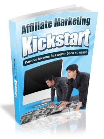 Thumbnail Affiliate Marketing Kickstart, Internet Marketing & Online Profits