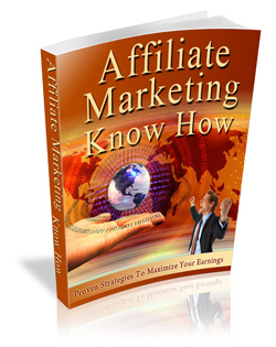 Thumbnail Affiliate Marketing Know How, Internet Marketing & Online Profits
