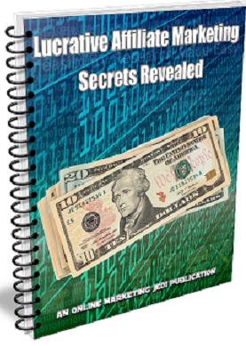 Thumbnail Lucrative Affiliate Marketing Secrets Revealed, Internet Marketing & Online Profits