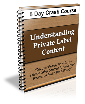 Thumbnail Understanding Private Label Rights Content 5 Day eCourse