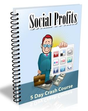 Thumbnail Social Profits 5 Day eCourse