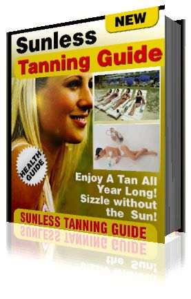 Thumbnail Sunless Tanning Guide