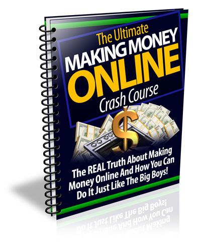 Thumbnail The Ultimate Making Money Online Crash Course