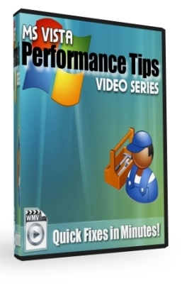 Thumbnail MS Vista Performance Tips Video Series