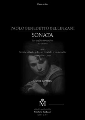 Pay for Bellinzani - Sonata XII - Follia