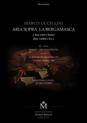 Pay for Marco Uccellini - Aria sopra la Bergamasca