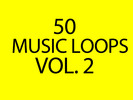 Thumbnail 50 Royalty Free Music Loops, Vol. 2
