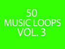Thumbnail 50 Royalty Free Music Loops, Vol. 3