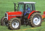 WORKSHOP SERVICE MANUAL MASSEY FERGUSON MF 6100-series