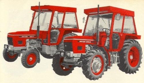zetor tractor 4911 4945 5911 5945 6911 6945 download manuals rh tradebit com Used Zetor Tractors Zetor Farm Tractors