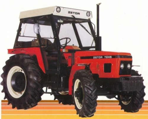 Pay for ZETOR 5211/5245/6211/6245/7211/7245/7711/7745 PARTS CATALOG