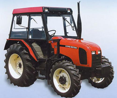 Zetor 9641 Tractor Parts Manual