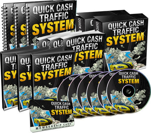 Pay for Quick Cash Traffic System