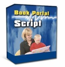 Thumbnail Book Portal Script