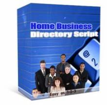 Thumbnail Home Business Directory Script