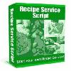 Recipe Service Script