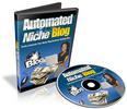 Thumbnail Automated Niche Blog