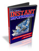 Thumbnail Instant Infoprenuer Video Course