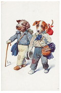 Thumbnail Vintage Animal Images Dogs Volume 2