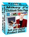 Thumbnail Mikey J's Clickbank Sales Page