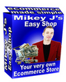 Thumbnail Mikey J's Easy Shop