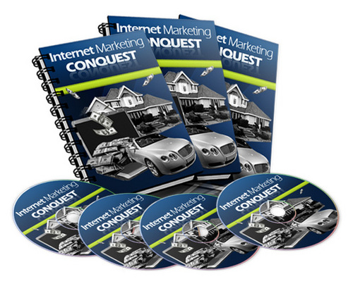 Pay for Internet Marketing Conquest.