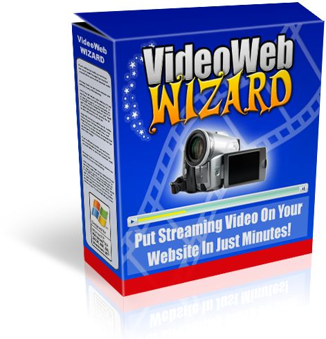 Pay for VideoWebWizard - Master Resell Rights