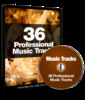 Thumbnail 36 Professional Music Tracks Package MRR