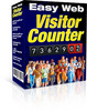 Thumbnail Easy Web Visitor Counter + Master Resell Rights