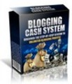 Thumbnail Blogging Cash System with Private Label Rights