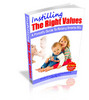 Thumbnail Instilling The Right Values with MRR