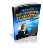 Thumbnail How to Write High Response Sales Letters (MRR)