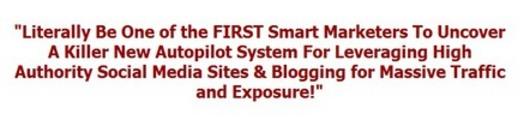 Thumbnail Viral Blog Traffic System