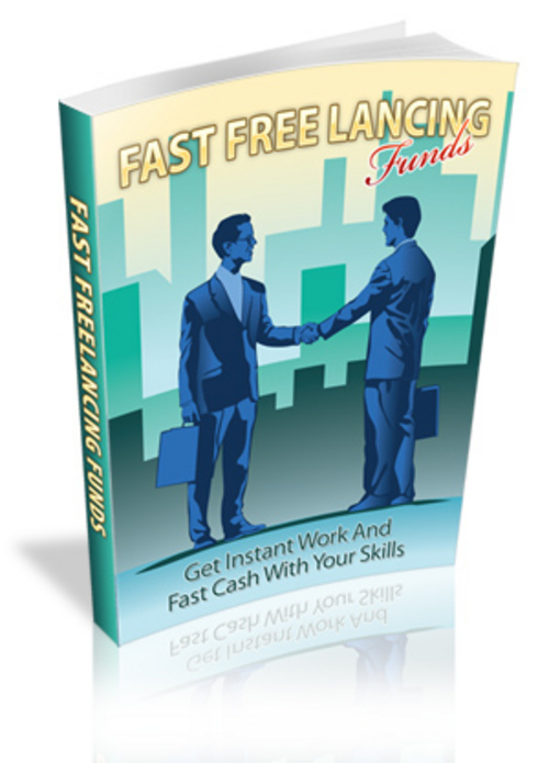Pay for Fast Freelancing Funds + Master Resell rights