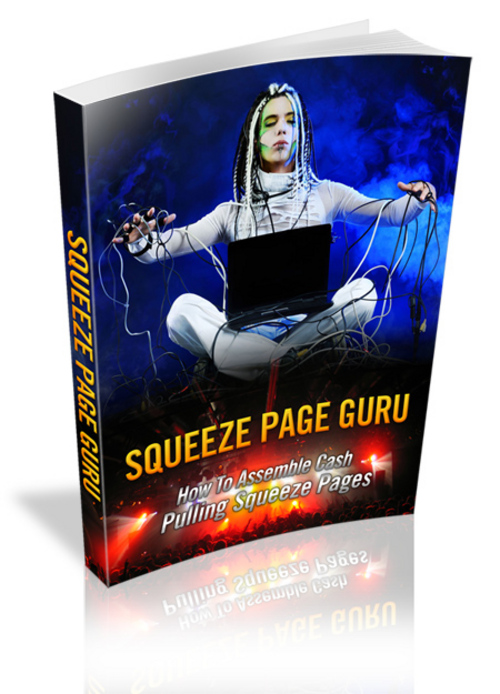 Pay for Squeeze Page Guru With Master Resell Rights