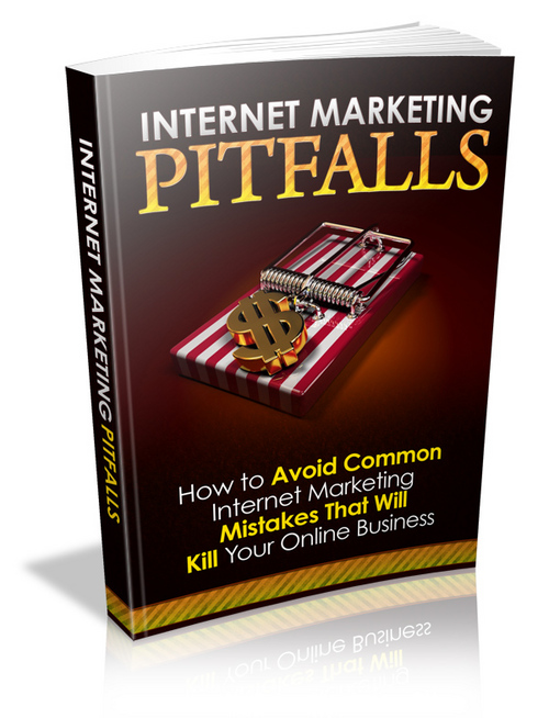 Pay for Internet Marketing Pitfalls with Master Resell Rights