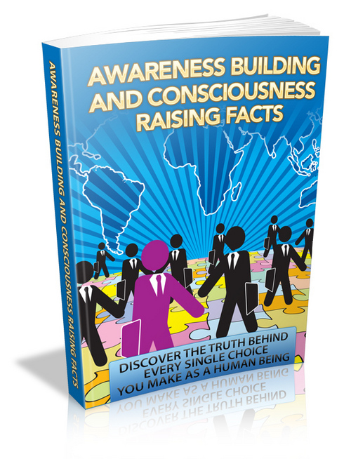 Pay for Awareness Building Consciousness With Master Resale Rights