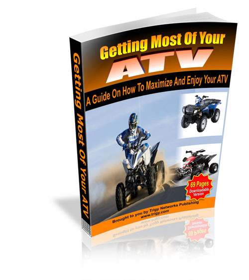 Pay for Getting Most Of Your ATV with MRR