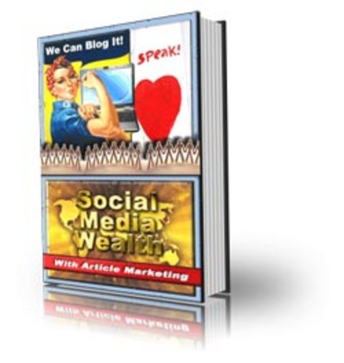 Pay for Social Media Wealth (Master Resale Rights)