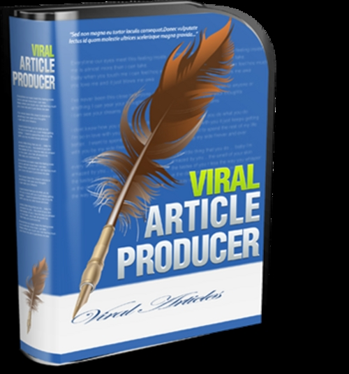 Pay for Viral Article Producer + Master Resell Rights