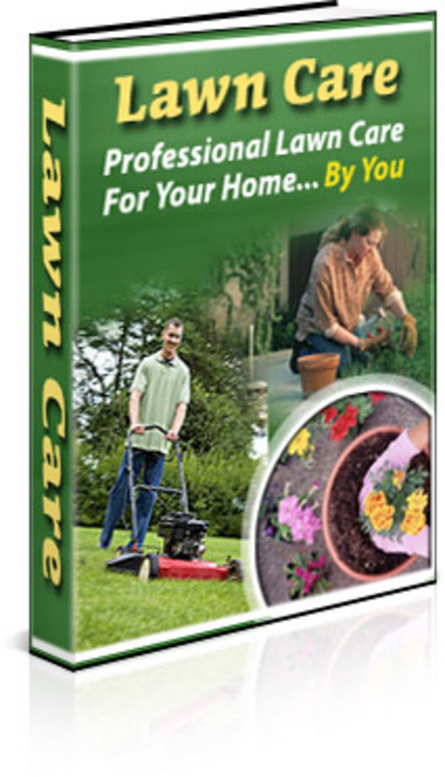 Lawn care professional lawn care for your home plr for Lawn care professionals