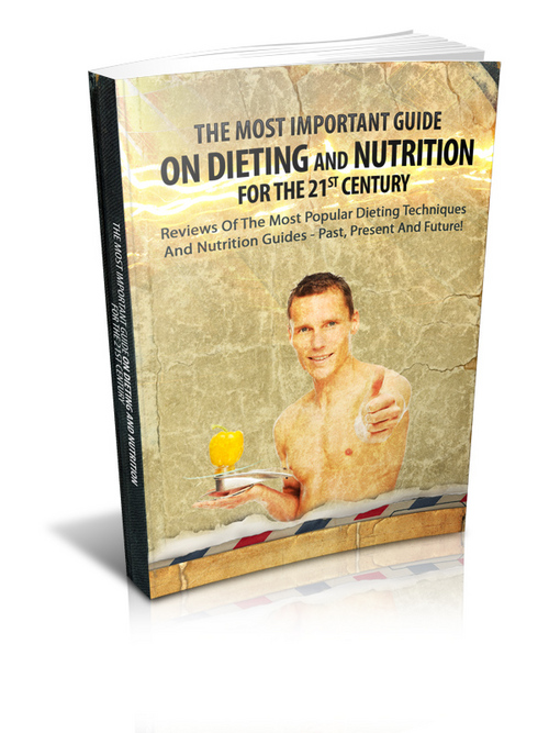 Pay for Most Important Guide Dieting (Master Resell Rights)