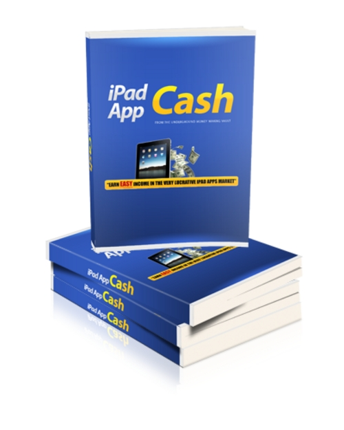 Pay for iPad App Cash Formula (Master Resell Rights)