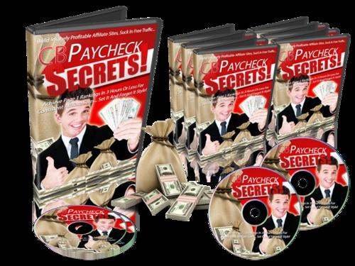 Pay for Clickbank Paycheck Secrets (Master Resell Rights)