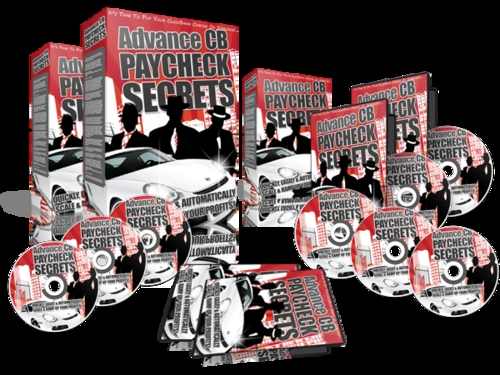 Pay for Advance Clickbank  Paycheck (Master Resell Rights)
