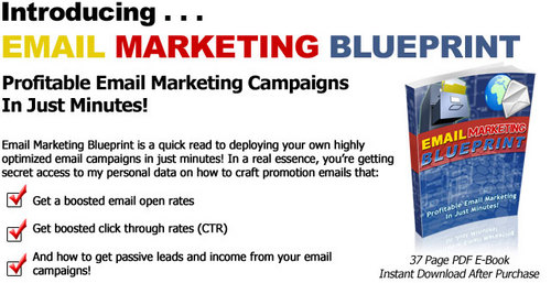 Pay for Email Marketing Blueprint (Master Resell Rights)
