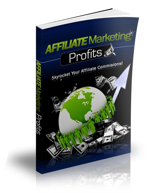 Pay for Affiliate Marketing Profits (Master Resell Rights)