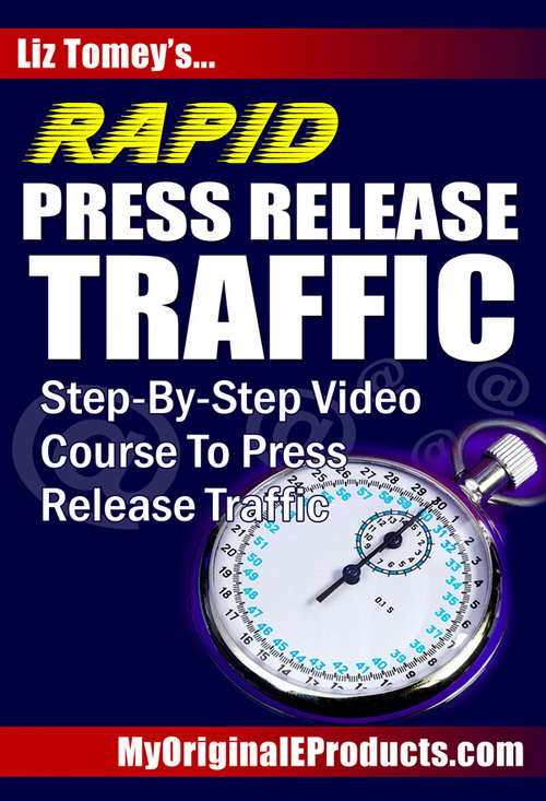 Pay for Rapid Press ReleaseTraffic (Master Resell Rights)